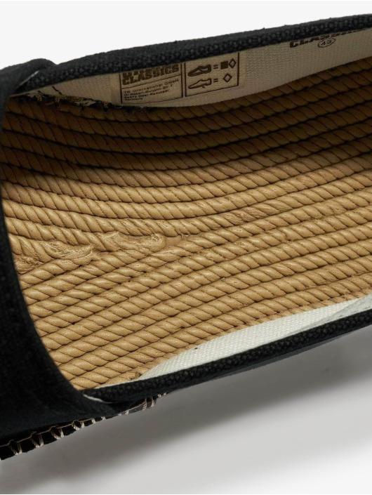 Urban Classics Sneakers Canvas czarny
