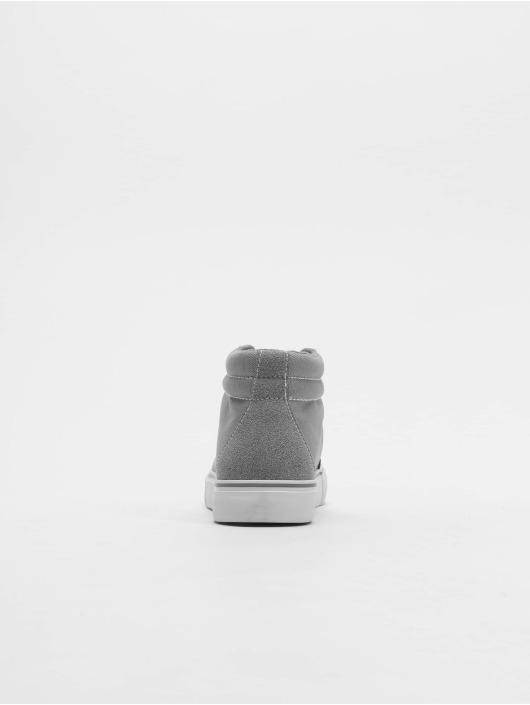 Urban Classics Sneakers High Canvas grey