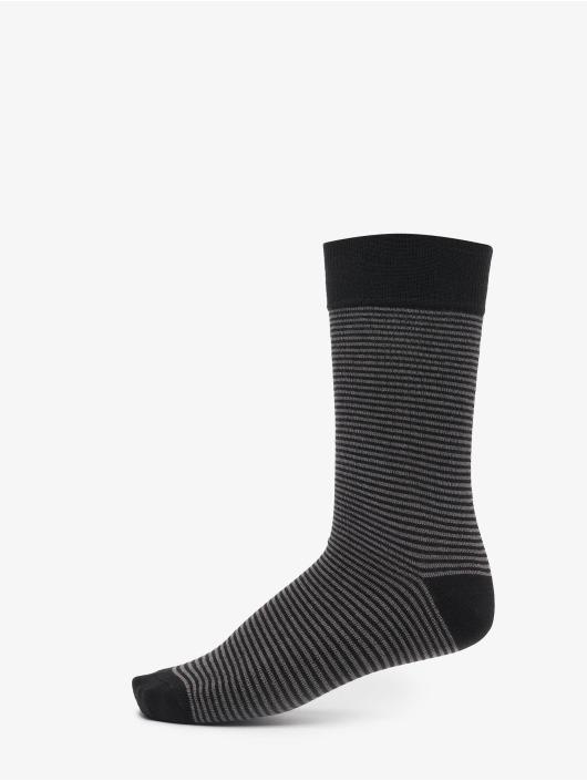 Urban Classics Socken Stripes And Dots 5-Pack bunt