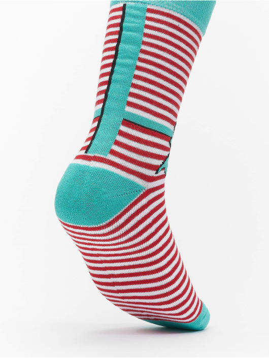Urban Classics Socken Christmas Nutcracker Mix bunt