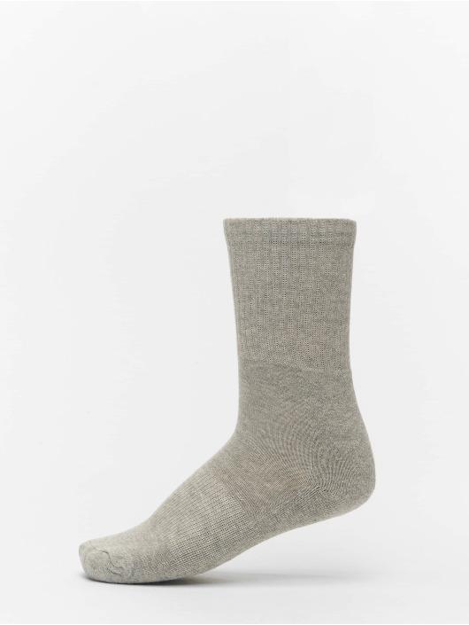 Urban Classics Socken 3-Pack Sport grau