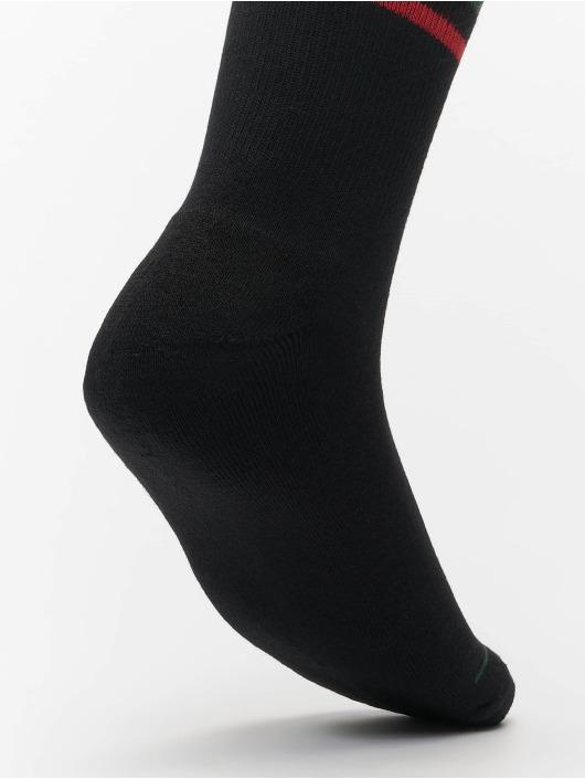 Urban Classics Socken 3 Tone schwarz