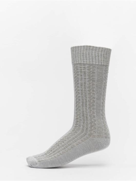 Urban Classics Socken Cosy Jaquard 3-Pack schwarz