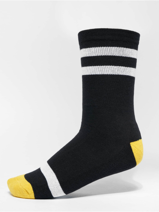Urban Classics Socks Multicolor 2-Pack black