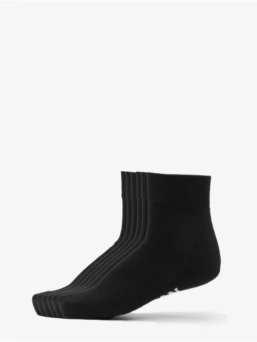 Urban Classics Socks High Sneaker Socks 6-Pack black