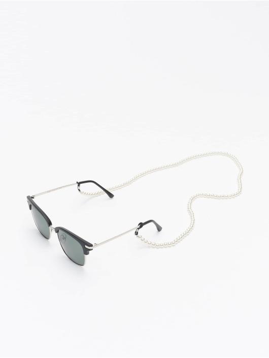 Urban Classics Solglasögon Sunglasses Crete With Chain svart