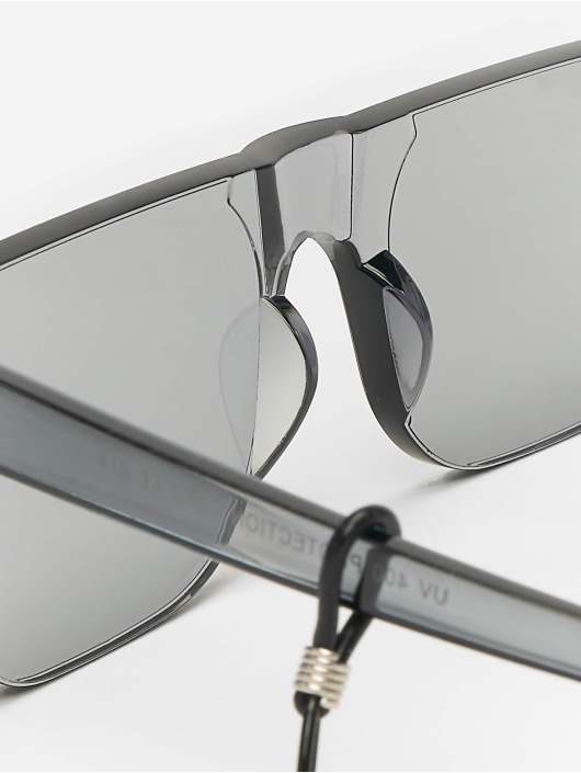 Urban Classics Sonnenbrille Chain schwarz