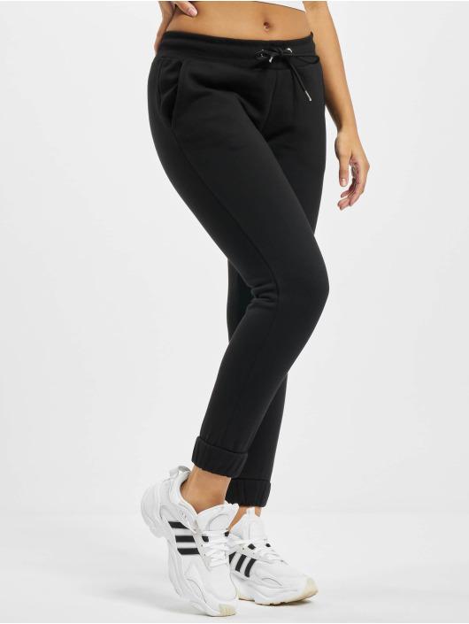 Urban Classics Spodnie do joggingu Shorty czarny