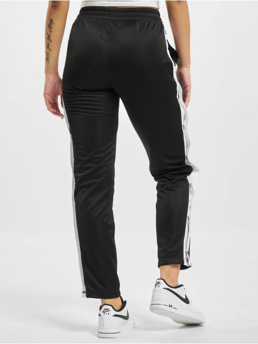 Urban Classics Spodnie do joggingu Button Up czarny