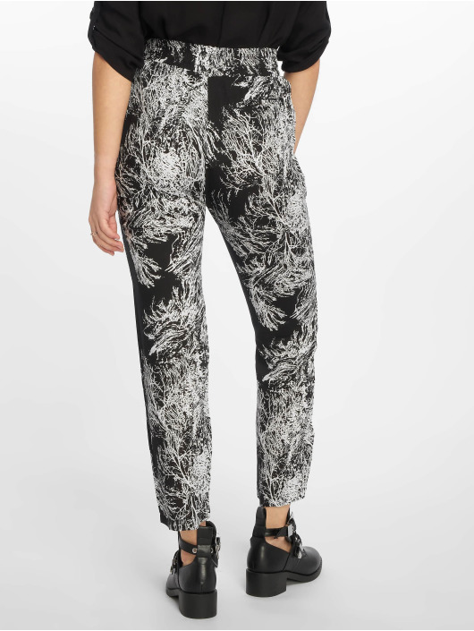 Urban Classics Spodnie do joggingu Ladies Beach czarny