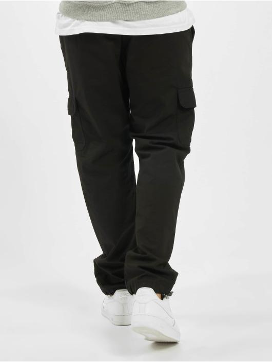 Urban Classics Spodnie do joggingu Ripstop czarny