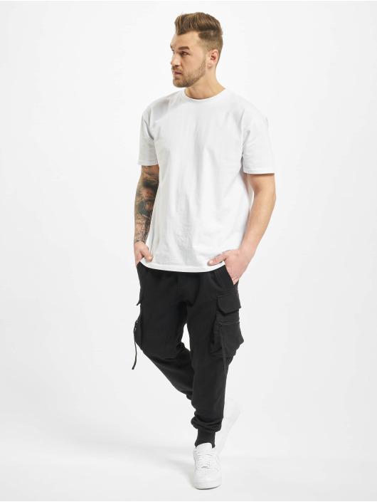 Urban Classics Spodnie do joggingu Tactical czarny