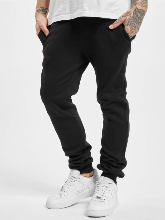 Urban Classics Spodnie do joggingu Organic Basic czarny