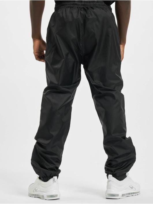 Urban Classics Spodnie do joggingu Jacquard czarny