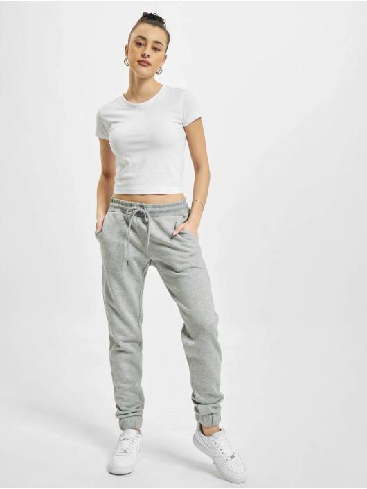Urban Classics Spodnie do joggingu Shorty szary