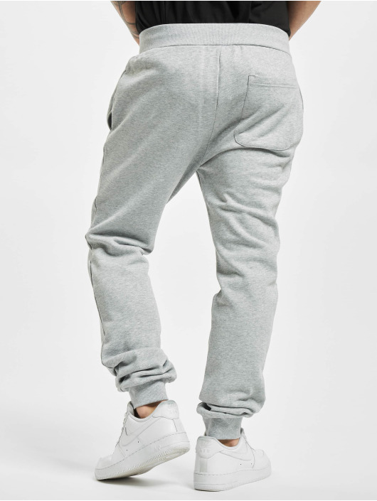 Urban Classics Spodnie do joggingu Organic Basic szary