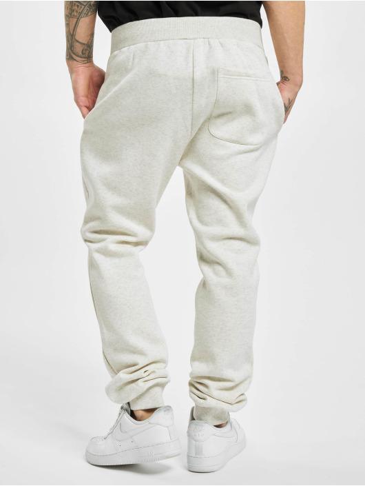 Urban Classics Spodnie do joggingu Frottee Patch szary