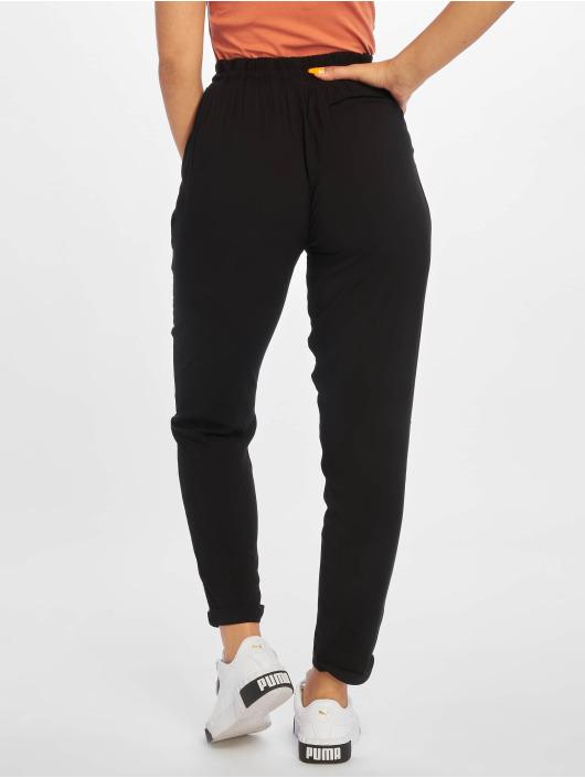 Urban Classics Spodnie wizytowe Elastic czarny