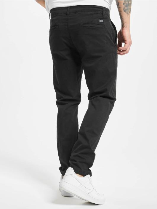 Urban Classics Spodnie wizytowe Performance czarny