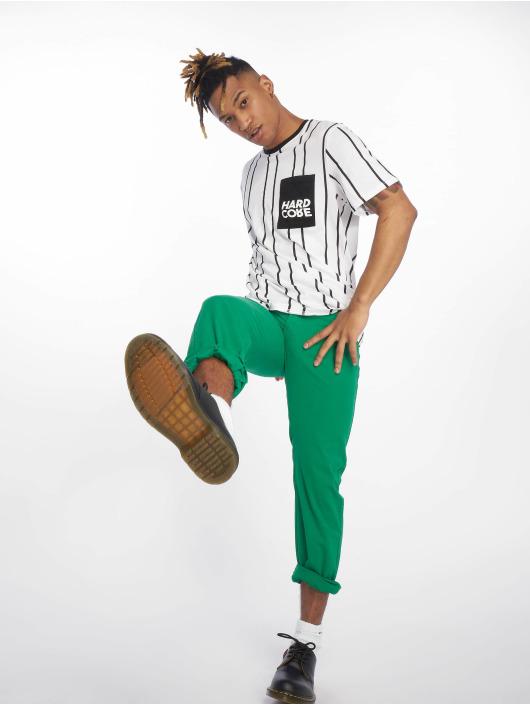 Urban Classics Spodnie wizytowe 5 Pocket zielony