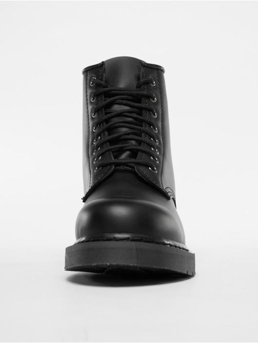 Urban Classics Støvler Heavy Lace svart