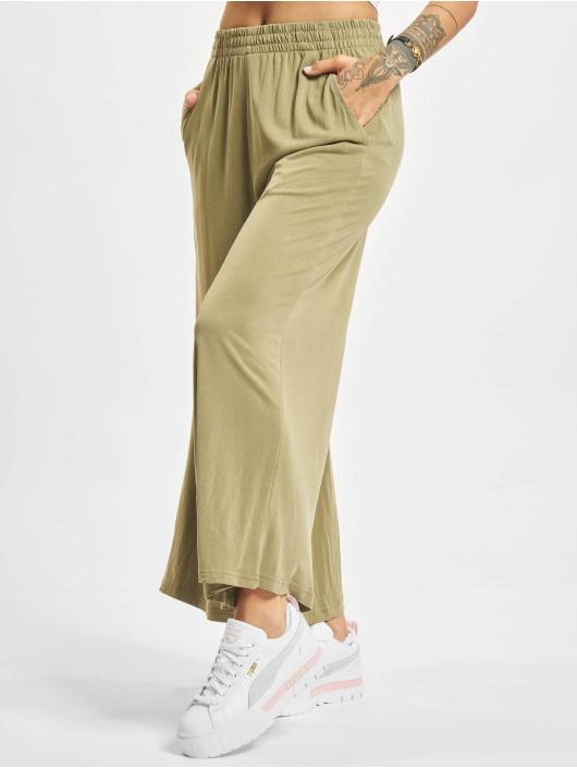 Urban Classics Stoffbukser Ladies Modal khaki