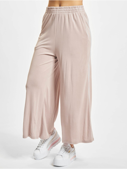 Urban Classics Stoffbukser Ladies Modal rosa
