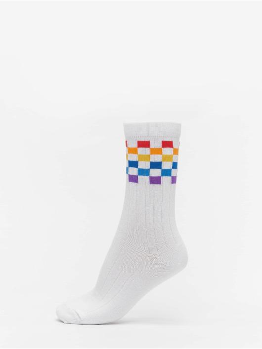Urban Classics Strømper Pride Racing Socks 2-Pack mangefarvet