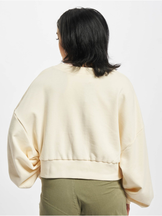 Urban Classics Strickjacke Ladies Organic Oversized beige