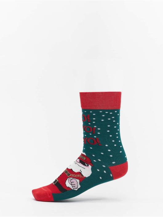 Urban Classics Strumpor Christmas färgad