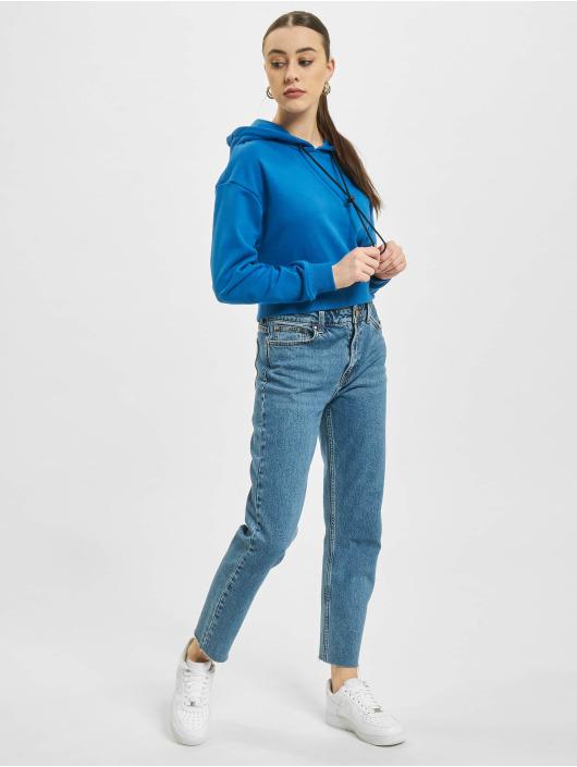 Urban Classics Sudadera Short Terry azul