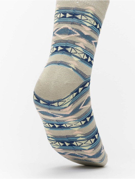 Urban Classics Sukat Inka Socks 3-Pack kirjava