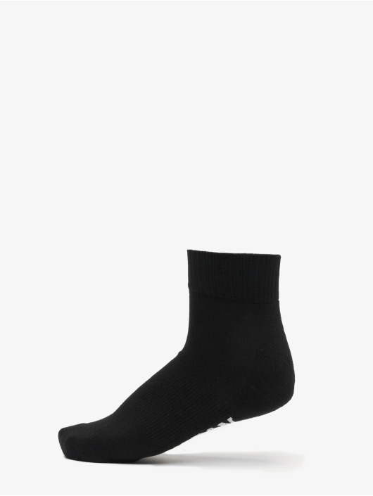 Urban Classics Sukat High Sneaker Socks 6-Pack musta