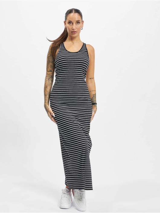 Urban Classics Sukienki Long Racer Back czarny