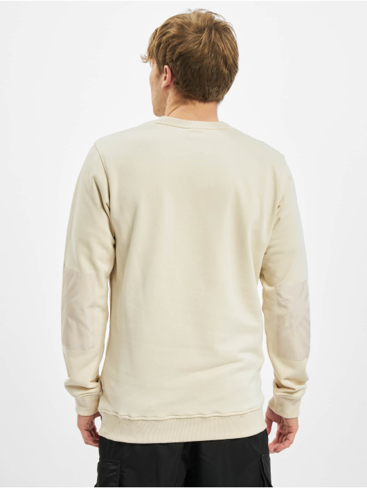Urban Classics Sweat & Pull Military Crew beige