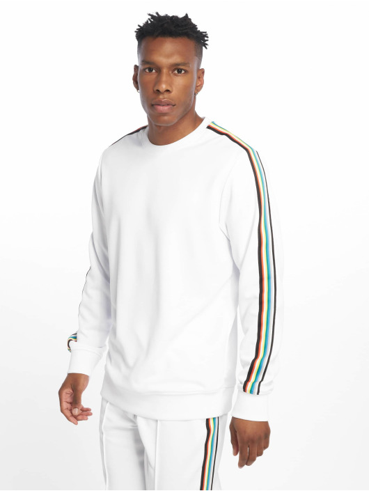 636295 Taped Classics Blanc Sleeve Urban Sweatamp; Homme Pull N80OmnvwPy