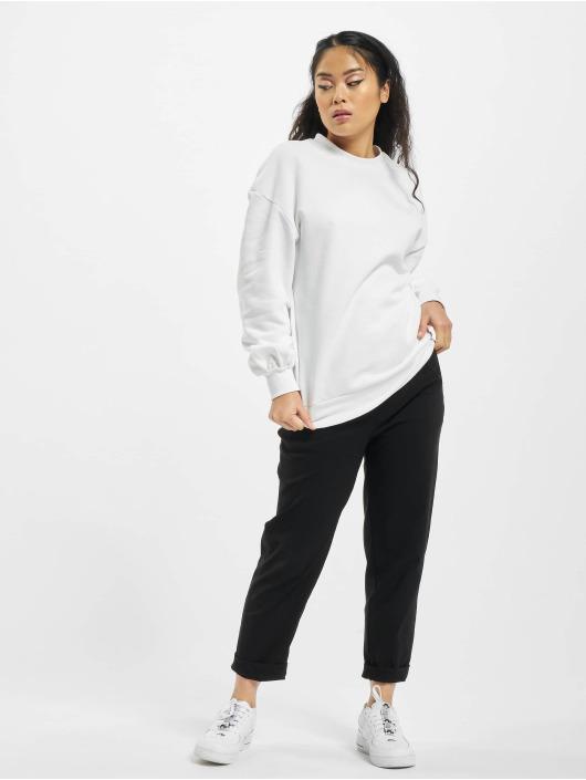 Urban Classics Sweat & Pull Organic Oversized blanc