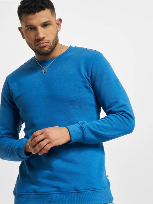 Urban Classics Sweat & Pull Organic Basic bleu