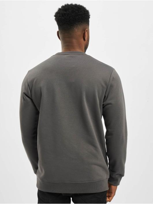 Urban Classics Basic Terry Sweatshirt Dark Shadow