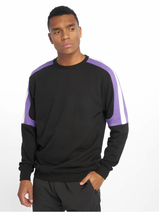 Urban Classics Sweat & Pull Terry Panel noir