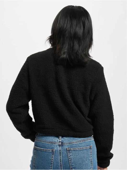 Urban Classics Sweat & Pull Ladies Short noir