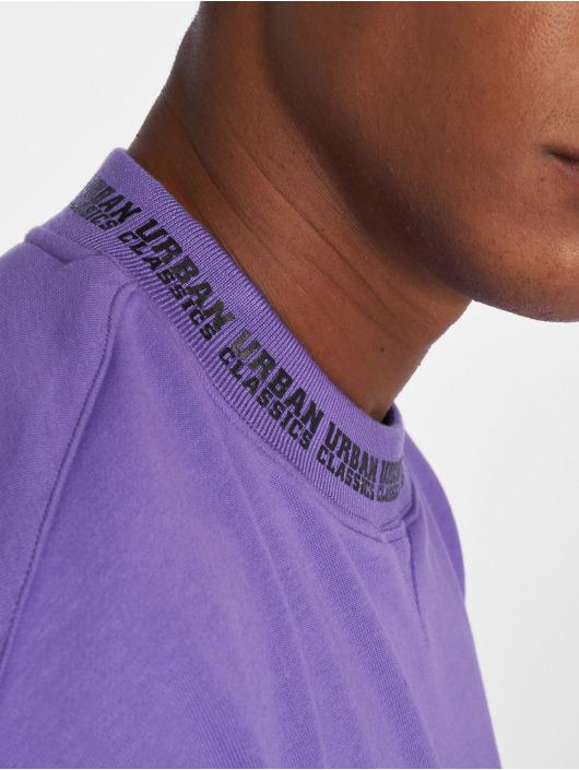 Urban Classics Sweat & Pull Oversize Logo pourpre