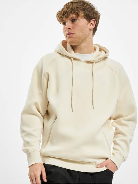 Urban Classics Sweat capuche Raglan Zip Pocket beige