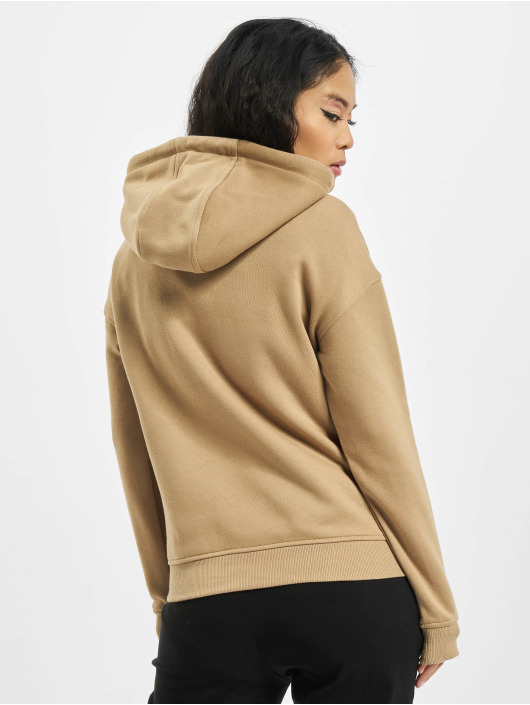 Urban Classics Sweat capuche Ladies beige