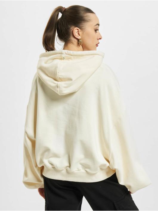 Urban Classics Sweat capuche Ladies Organic Oversized Terry beige