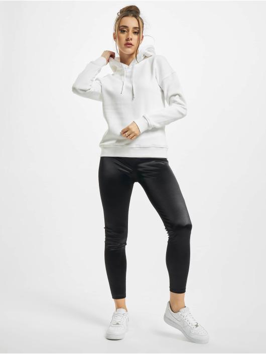Urban Classics Sweat capuche Ladies Organic blanc