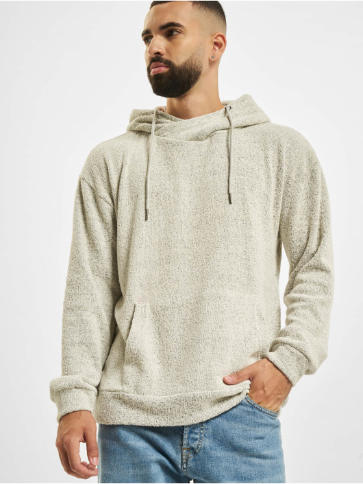 Urban Classics Sweat capuche Loop Terry gris