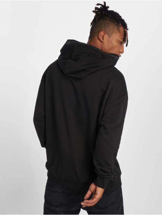 Urban Classics Sweat capuche Oversize Logo noir