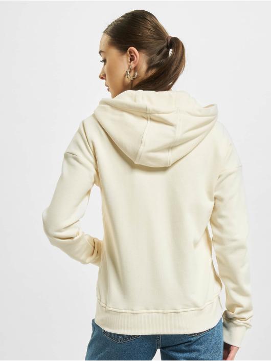 Urban Classics Sweat capuche zippé Organic Terry beige