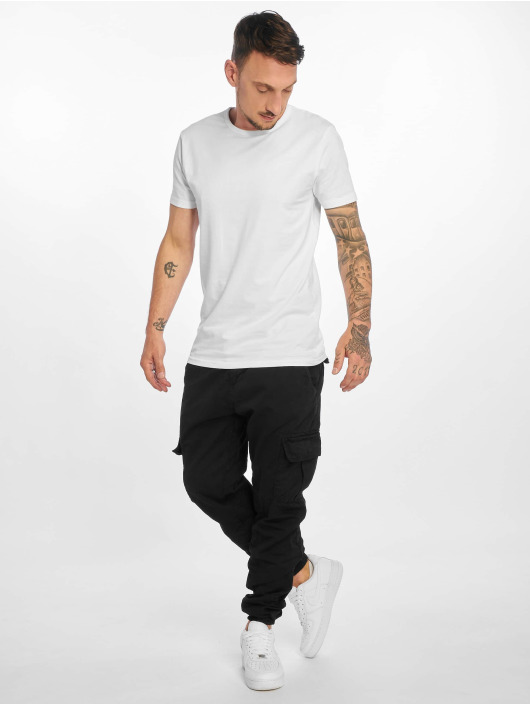 Urban Classics Sweat Pant Cargo Jogging black
